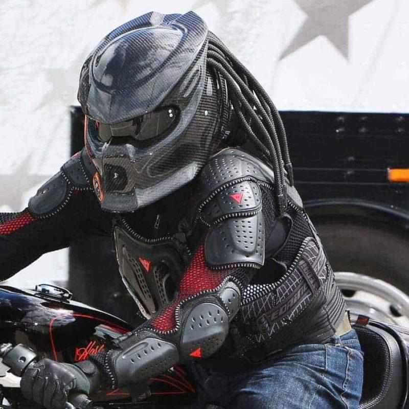 It S Time For E New Motorcycle Full Face Helmet